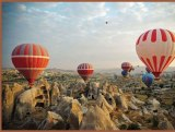 The Magic of Hot Air Ballooning in Turkey