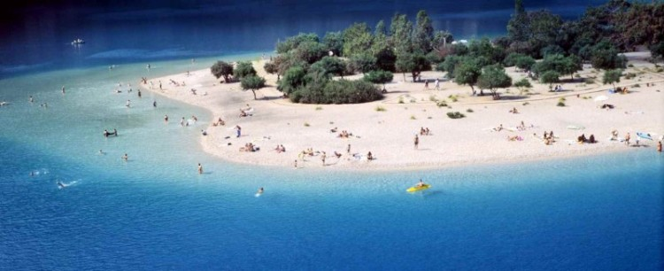 The Famous Blue Lagoon in Oludeniz, Fethiye