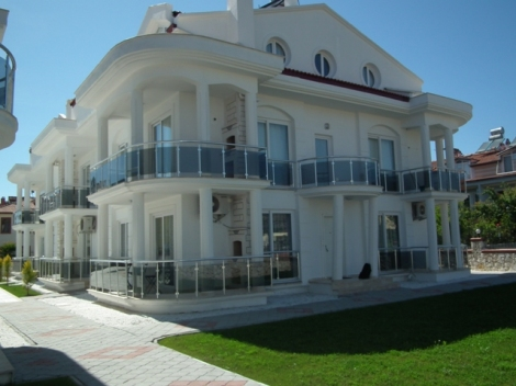 Ideal Buy to Let Property in Calis Beach Turkey